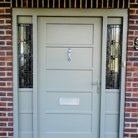 View The Front Door – What statement could you make?