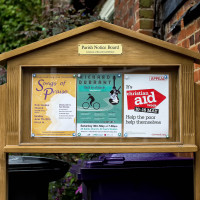 View Bespoke Joinery Hertfordshire – Parish Notice Board