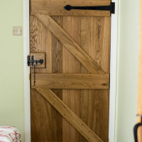 View Bespoke Oak Doors