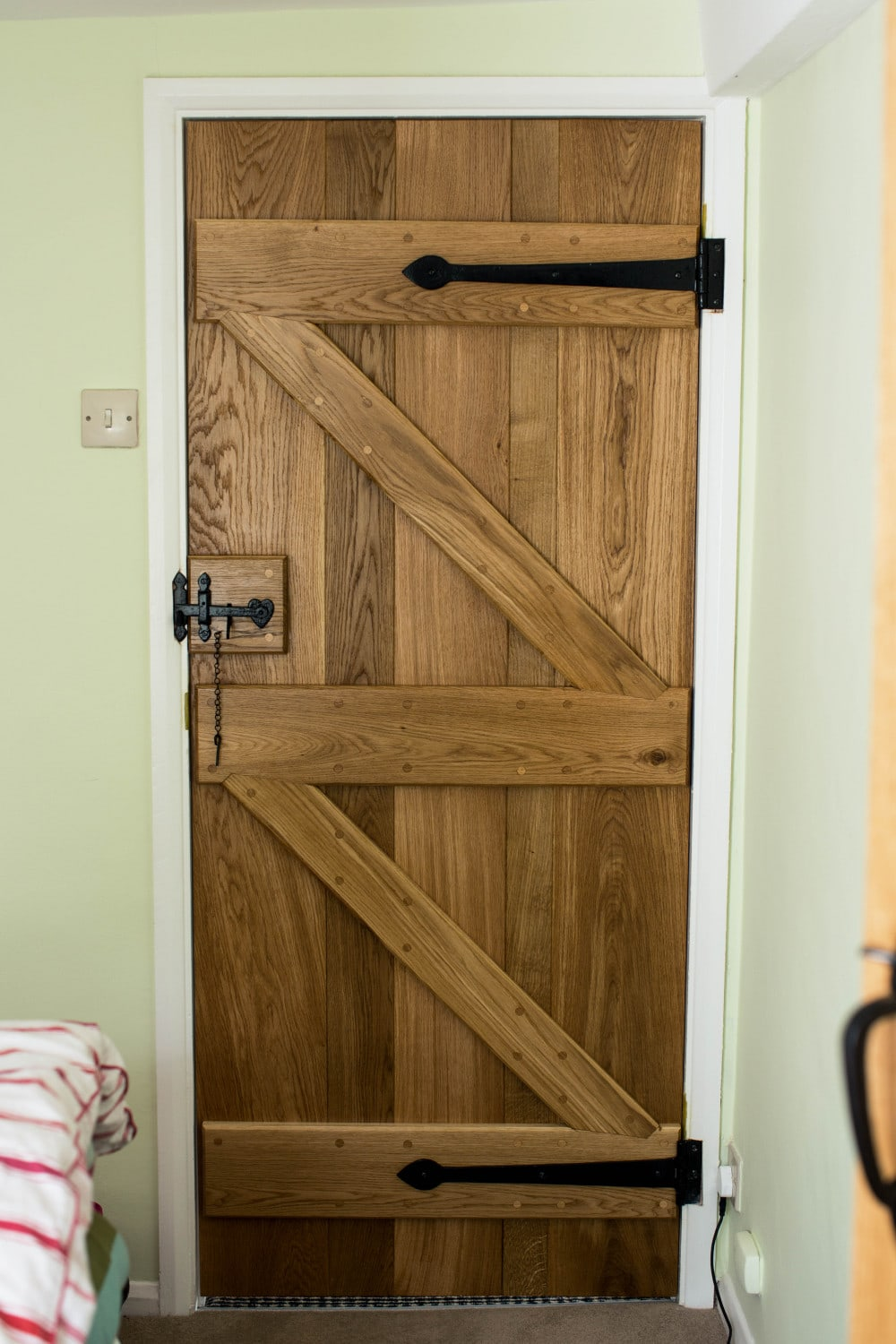 Wooden Internal Doors With: Bespoke Oak Doors