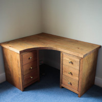 Children's Desk, Bedroom Furniture, Joiners Hertfordshire