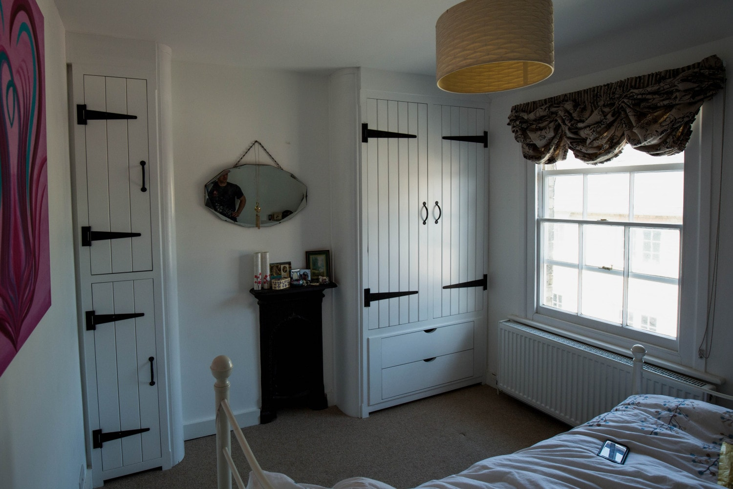 Fitted bedroom furniture waterhall joinery ltd for Fitted bedroom furniture