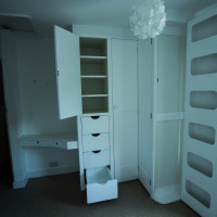 Fitted wardrobe, Joiners Hertfordshire