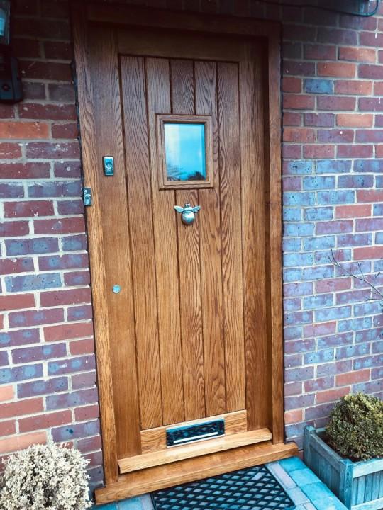 Front Doors Hertfordshire