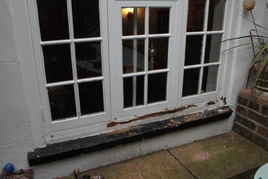 Wooden Window Repairs,Waterhall Joinery Ltd