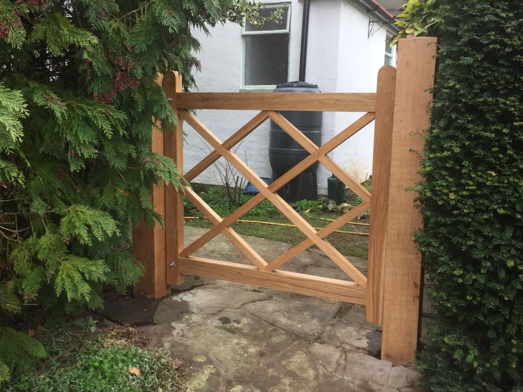 Wooden Gates Hertfordshire