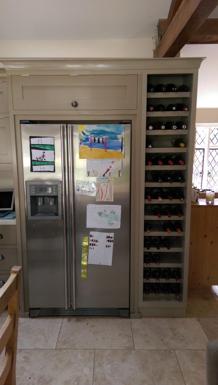 Wine rack by Waterhall Joinery Ltd