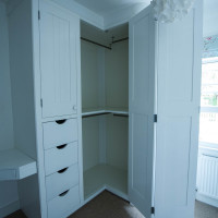 Fitted wardrobes, Joiners Hertfordshire