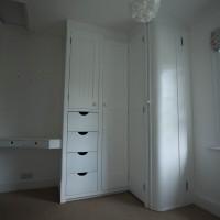 View Bespoke wardrobes