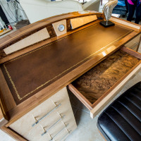 View Bespoke Desk Bentley style