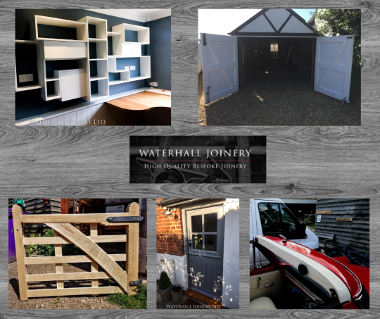 2019 Joinery, Waterhall Joinery Ltd
