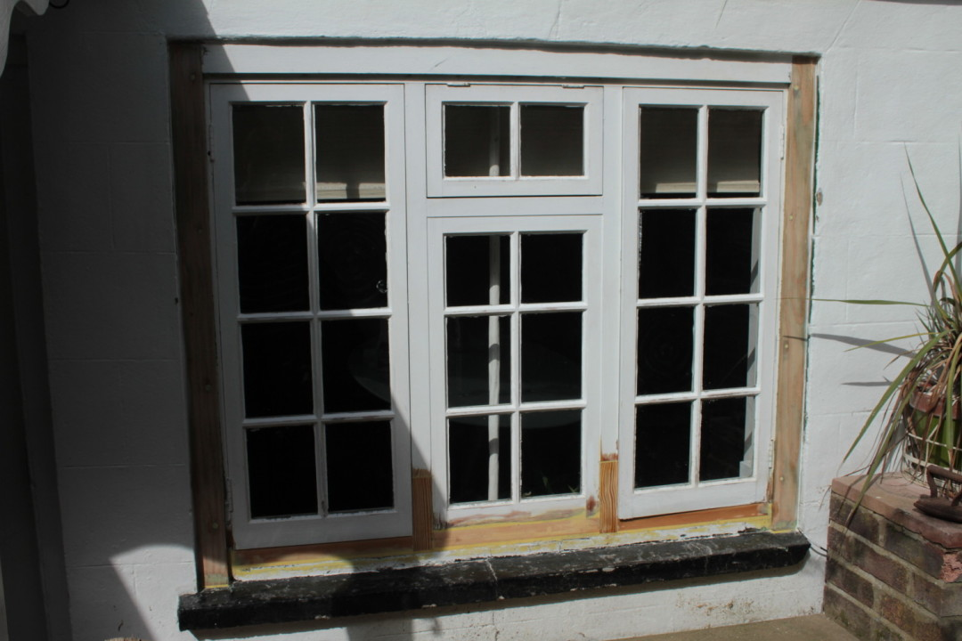 Waterhall Joinery Ltd Window Repairs