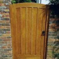 Garden Gate, Waterhall Joinery Ltd