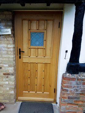 Bespoke Doors Joinery Hertfordshire