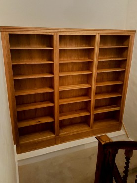 Bespoke Shelving Unit, Joiners Hertfordshire