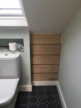 Bathroom furniture, Waterhall Joinery Ltd