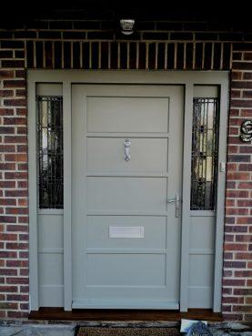 Wooden Front Doors, Waterhall Joinery Ltd