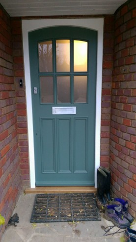Bespoke Doors Joinery Hertfordhsire