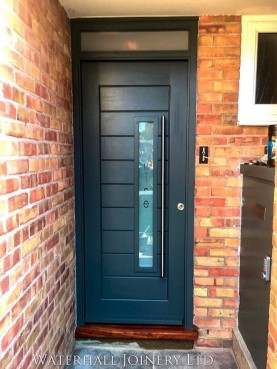 Wooden Doors, Waterhall Joinery Ltd