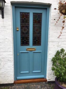 Wooden Doors, Waterhall Joinery Ltd