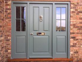 Bespoke Doors, Waterhall Joinery Ltd