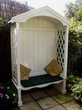 Bespoke Joinery Hertfordshire - Garden Furniture