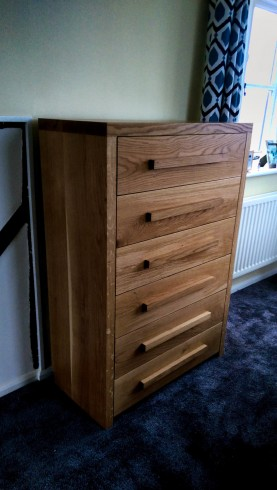 Bedroom furniture, Waterhall Joinery Ltd
