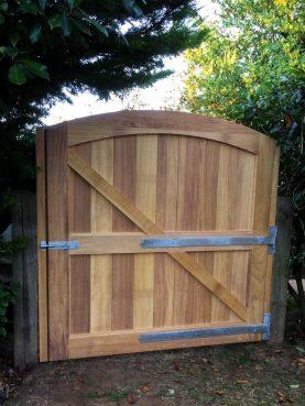 Wooden Gates, Waterhall Joinery Ltd