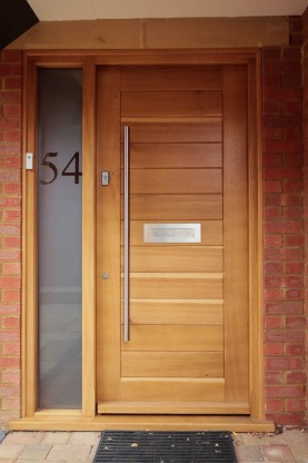 Bespoke Oak Door Joinery Hertfordshire