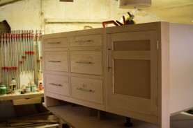 Bespoke Joinery Hertfordshire - Kitchen Unit