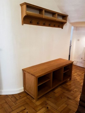 Boot storage, Waterhall Joinery Ltd