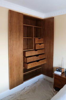 Bespoke Joinery Hertfordshire - Bedroom Furniture