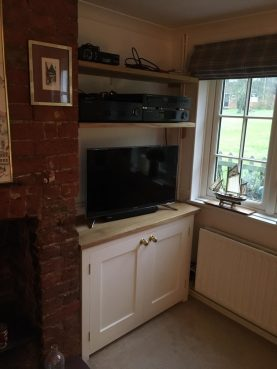 Alcove Unit, Waterhall Joinery Ltd
