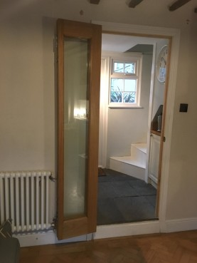 Internal Bi-fold Doors, Waterhall Joinery Ltd
