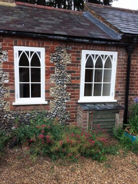 Wooden Windows, Waterhall Joinery Ltd