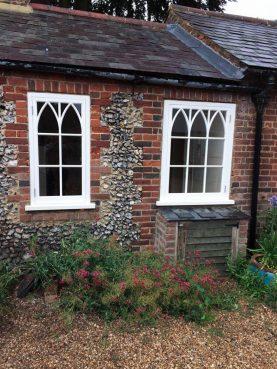 Wooden Windows, Waterhall Joinery Ltd