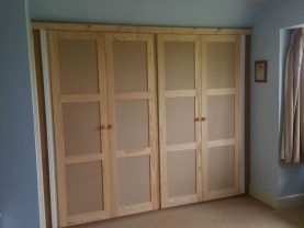 Bespoke Joinery Hertfordshire - Bedroom Furniture