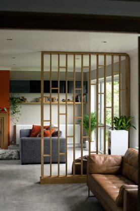 Bespoke Joinery Hertfordshire - Furniture - Room Dividers