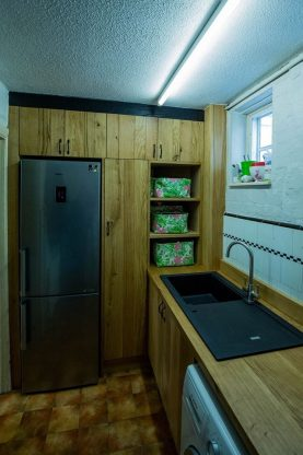 Built in Utility Unit, Waterhall Joinery Ltd