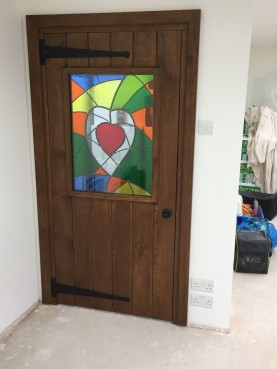 Bespoke Doors, Waterhall Joinery Ltd
