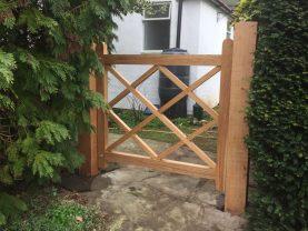 Wooden Gates Hertfordshire