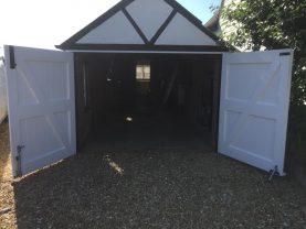 Garage Doors, Waterhall Joinery Ltd