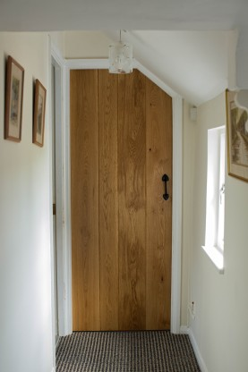 Internal Oak Door, joiners Hertffordshire