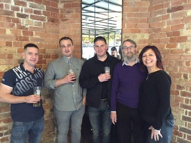Waterhall Joinery Ltd staff