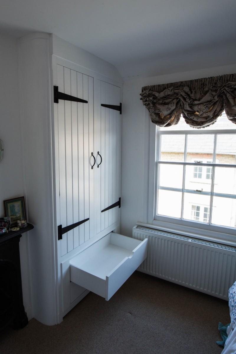 Bespoke bedroom furniture, Joiners Hertfordshire, Waterhall Joinery Ltd