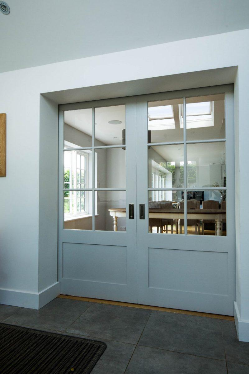Bespoke Sliding Doors, Waterhall Joinery Ltd, Hertfordshire