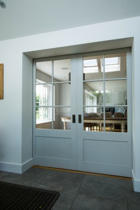 Bespoke Sliding Doors, Waterhall Joinery Ltd, Hertfordshire