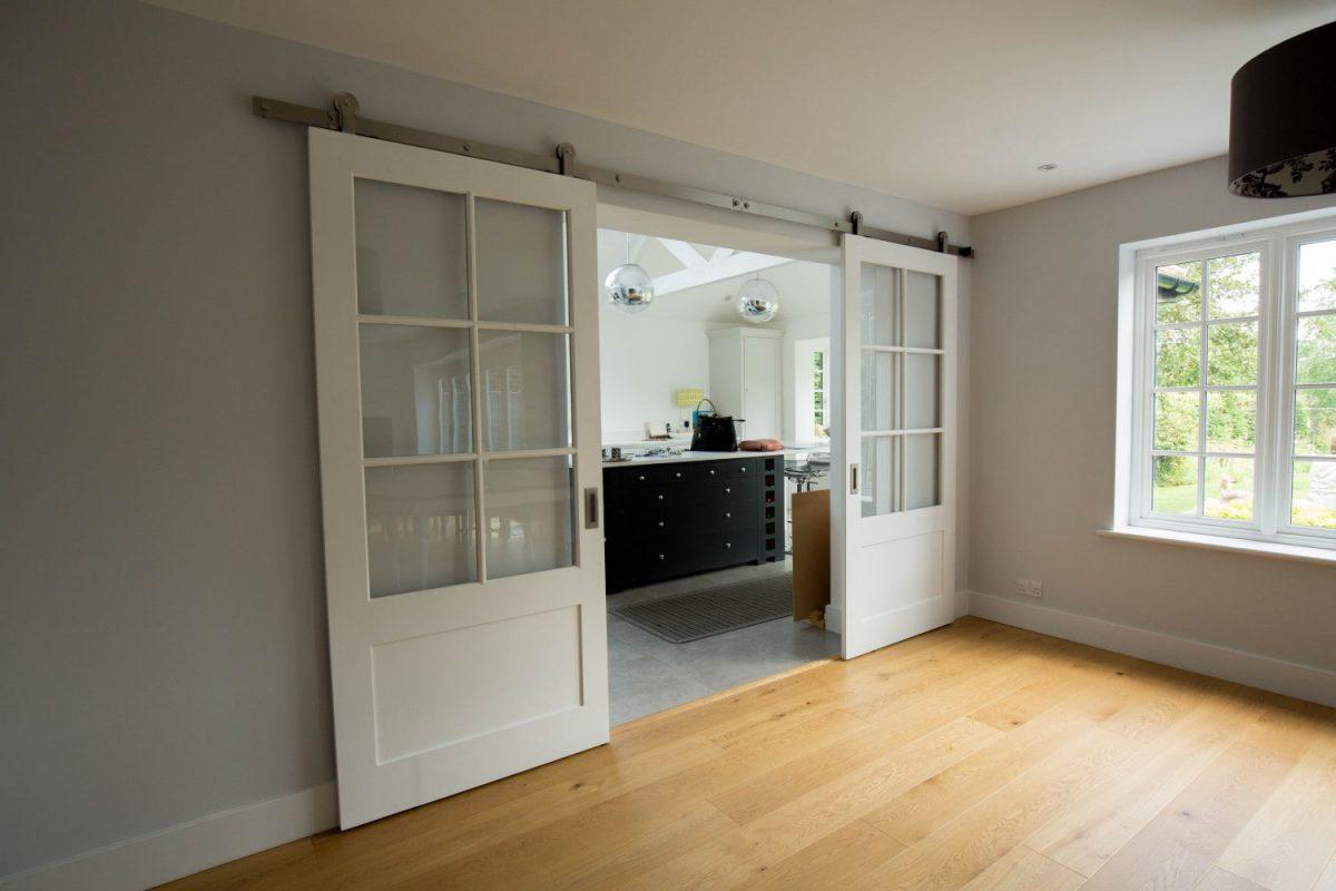 Joiners Hertfordshire, Sliding Doors, Waterhall Joinery Ltd