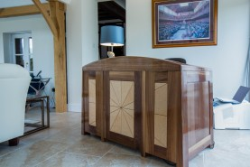 Bespoke Desk, Hertfordshire, Waterhall Joinery Ltd