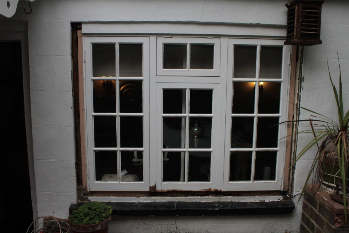 Wooden Windows, Joinery Hertfordshire